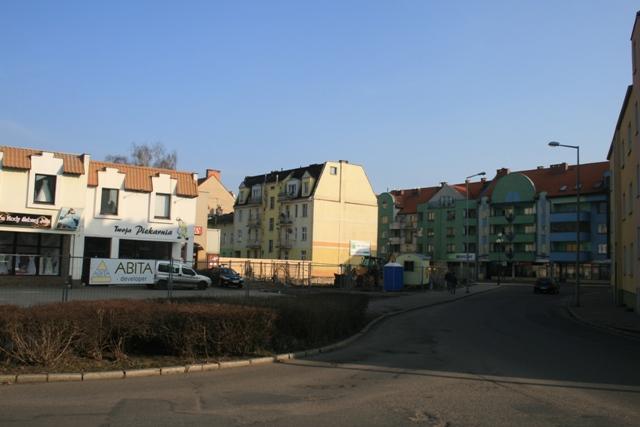 stan budowy - kwiecień 2014 r.