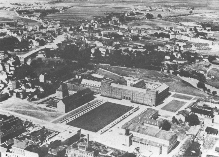 pl. Gdański (obecnie pl. St. Staszica) - okres międzywojenny.